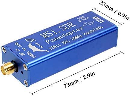 Module logiciel radio /à large bande Panadapter MSI.SDR 10KHz-2GHz compatible avec SDRPlay RSP1 Module MSI.SDR,Baugger