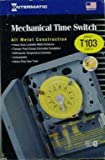 Intermatic T103 40 Amp Type 1 Steel Mechanical Timer