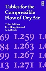 Tables for Compressible Flow of Dry Air