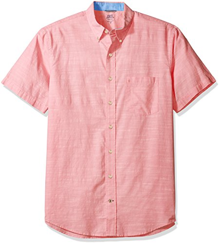 Izod men 39 s big and tall saltwater dockside chambray solid for Izod big and tall essential solid shirt