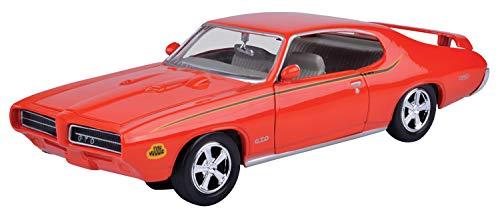 Motormax 124 1969 Pontiac GTO Judge Vehicle