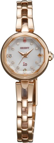 ORIENT iO suite jewelry suite Cosmetics Solar Ladies Watch WI0201WD