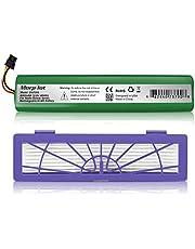 Pour Neato Botvac Séries Batterie, Morpilot 12.0V 4000mAh NiMH Batterie Remplacement pour Aspirateur Neato Botvac Neato Botvac Series 70e 75 80 85 D75 D80 D85, NEATO 945-0129 et NEATO 945-0174