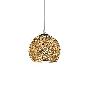 UOOGOU Lámparas Colgantes LED, lámparas de Techo de Aluminio ...