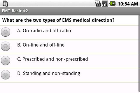 Amazon.com: NREMT EMT Exam Prep Pro: Appstore for Android