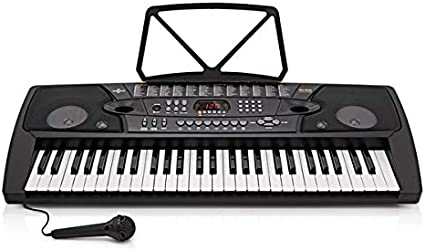 Mk 2000 54 Key Portable Keyboard By Gear4music Amazon Co Uk Musical Instruments