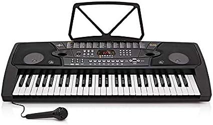 Mk 2000 54 Key Portable Keyboard By Gear4music Amazon Co Uk Musical Instruments