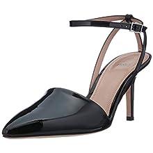 HUGO Laurel Sling 70-p, Zapatos con Tacon y Correa de Tobillo para Mujer, Negro (Black 1), 40 EU