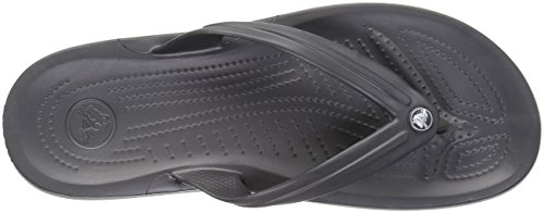 Graphite Crocband Grey Light Adulte Gris Tongs Mixte Flip Crocs d1vxwzPqYq