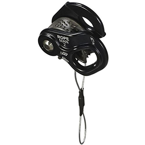Wild Country Ropeman MK2F Ascender Black, 8 13mm