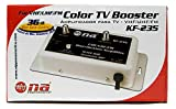 Best Antenna Amplifiers - 36 DB Cable Antenna Color TV Booster Signal Review