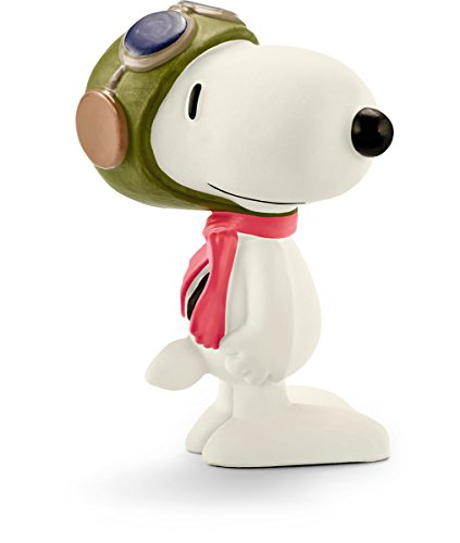 Schleich North America Flying Ace Toy Figure (Snoopy Flying Ace Figure compare prices)