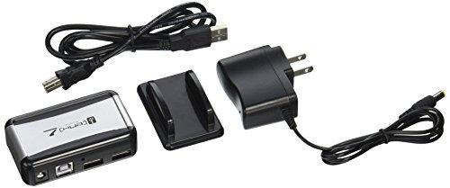 USB Highspeed Port Adapter Silver