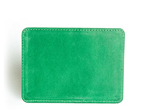 Front Axess Card Minimalist Holder Tuscany leather in Pocket RFID from Wallet AwqxpZrn4A