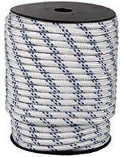 Cofan gevlochten polypropyleen touw. 8 mm x 50 m