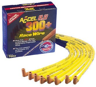 (ACCEL 7044ACC 300 Plus Ferro-Spiral Race Wire)