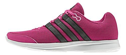 Adidas Chaussures Comptition Lite W Runner quipement Footwear rose Blanc Rose Femme Running Noir De Essentiel rCrHq