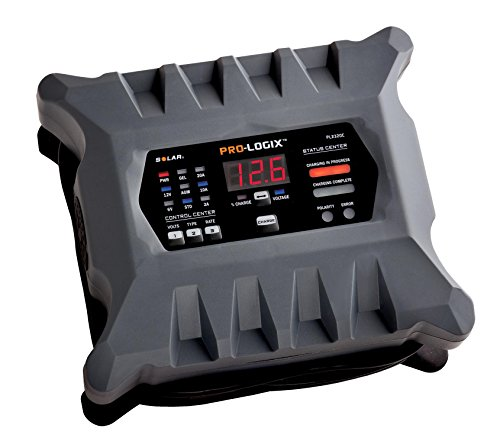 (Clore Automotive PL2320C Solar Pro-Logix 20 Amp Battery Charger (CEC Compliant))