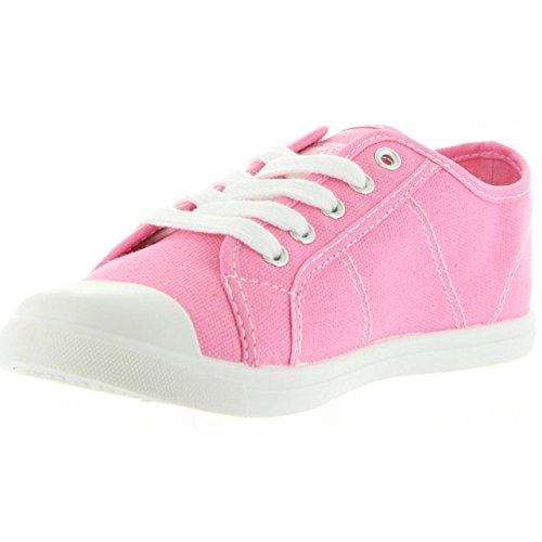 Kappa Sneaker Für Junge und Mädchen 303JAG0 KEYSY 910 Pink Schuhgröße 34