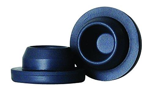 Wheaton 700006G Bouchon pour Injection, 20 mm (Boî te de 1000) 20mm (Boîte de 1000)
