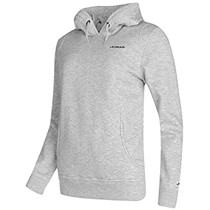 0b86ebb0754f41 LA Gear Damen Kapuzenpullover Hoodie Pullover Kapuzensweatshirt Pulli  Sweatshirt Grau 10 (S): Amazon.de: Bekleidung