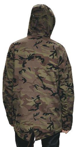 Holden Men's Fishtail Jacket, Camo, Medium