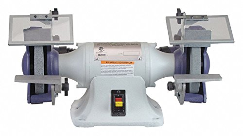 Enjoyable Dayton Bench Grinder 115 230V 1 2 Hp 6 In Dia Amazon Caraccident5 Cool Chair Designs And Ideas Caraccident5Info