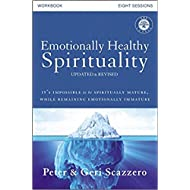 [By Peter Scazzero ] Emotionally Healthy Spirituality Course Workbook, Updated Edition (Paperback)【2018】by Peter Scazzero (Author) (Paperback)