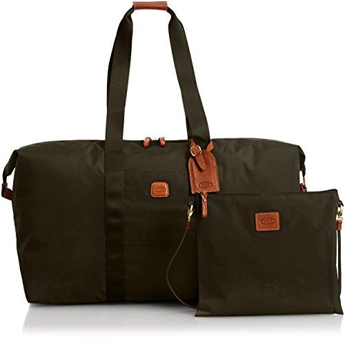 Brics X-Bag X-Travel, 55 cm, Reisetasche 2 in 1, ocean blue Grün