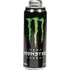 Twist Cap Energy Drink