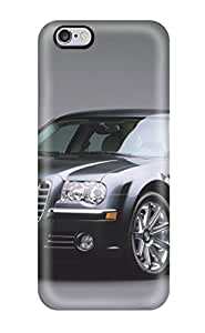 Protective Tpu Case With Fashion Design For Iphone 6 Plus (2013 Chrysler 300)