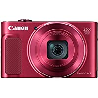 Canon PowerShot SX620 HS (Red) Benefits Review Image