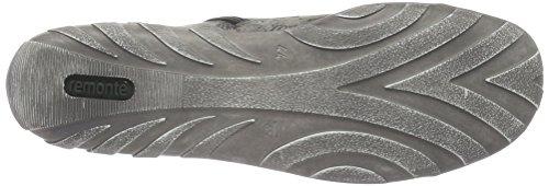 Remonte R3452, Zapatillas Altas para Mujer Gris (Cigar/schwarz / 25)