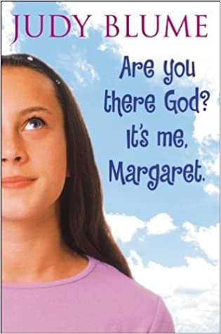 Are You There God? It's Me Margaret.: Blume, Judy: 0884632566239:  Amazon.com: Books