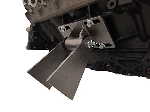 (ST13 LS Swap Mounts Universal Adjustable Weldable Cut To Fit )
