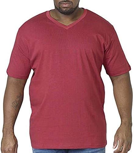 Duke Mens Signature-2 V-Neck T-Shirt DC167