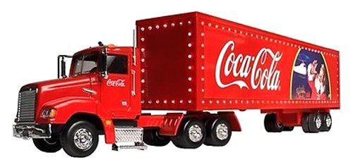 Coca Cola Toy Truck - 6