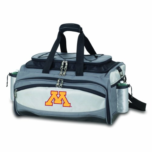 NCAA Minnesota Golden Gophers Vulcan Tailgating Cooler/Grill (Minnesota Gopher Tailgating)