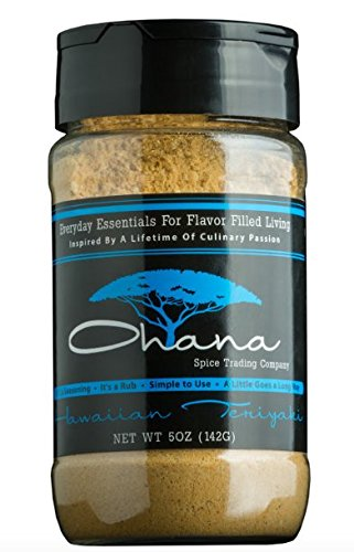 Hawaiian Teriyaki Seasoning (Gibsons Seasoning)