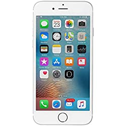 Apple iPhone 6 64GB Factory Unlocked GSM 4G LTE Smartphone, Silver (Renewed)