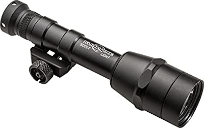 SureFire M Series Scout Light, LED WeaponLights with TIR Lens and Tumbscrew Mount