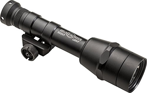 SureFire M600IB Scout Light with IntelliBeam Technology, Includes Z68 click-type tailcap pushbutton switch by SureFire (Image #1)