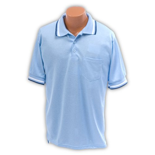 SSG/BSN Umpire AM Shirt (Light Blue,Large) ()