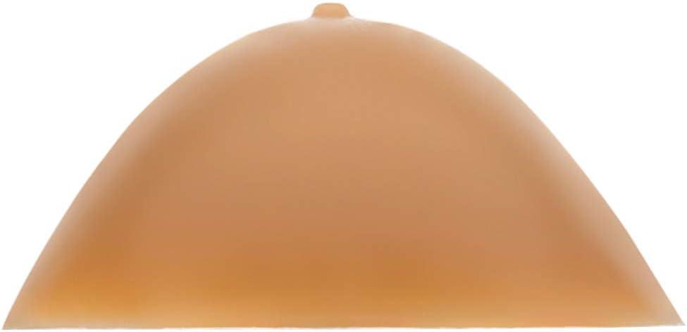 Dreieckige gef/älschte Brustmilch konkave Silikonr/ücken Brustimplantat nach gef/älschter Brust gef/älschte Brust,L