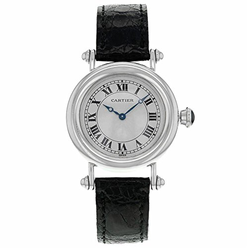 Cartier Diablo mechanical-hand-wind womens Watch 1463.1 (Certified Pre-owned)