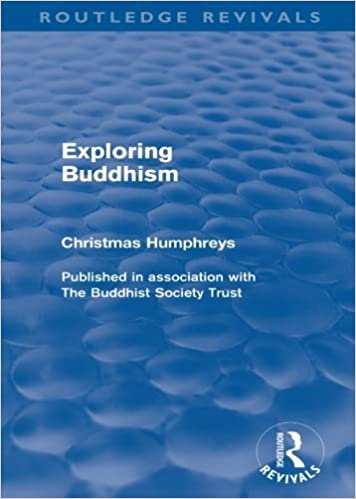 Book Exploring Buddhism (Routledge Revivals) by Christmas Humphreys (2013-08-08)