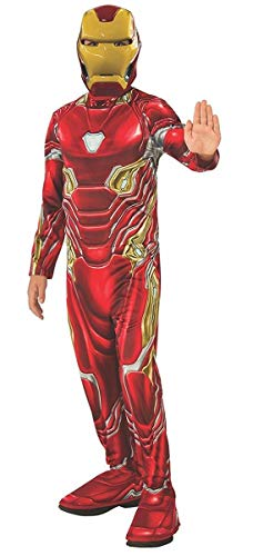 Rubie's Marvel Avengers: Infinity War Iron Man Child's Costume, Large -