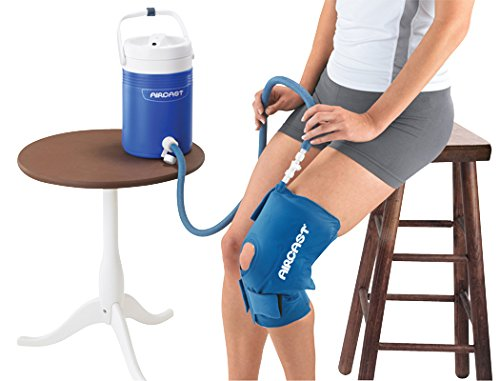 Fabrication Enterprises Knee Cuff Only - Medium - for AirCast CryoCuff System from Fabrication Enterprises
