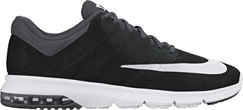 Nike De Running negro Max Era Para Air black Negro white Mujer Zapatillas Grey dark Wmns HxqrfSH