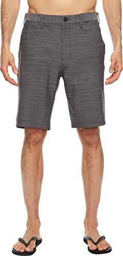 Hurley Men's Dri-Fit Cutback Walkshorts Dark Grey 44 10